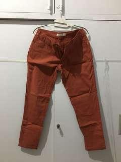 Celana Triset ukuran L