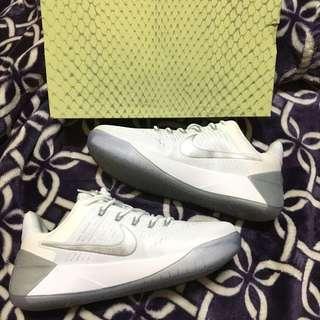 Kobe AD white chrome