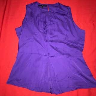 Tyler Purple Top