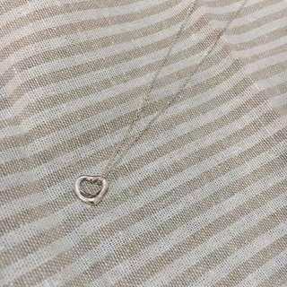 含運 Tiffany&co 經典款愛心項鍊
