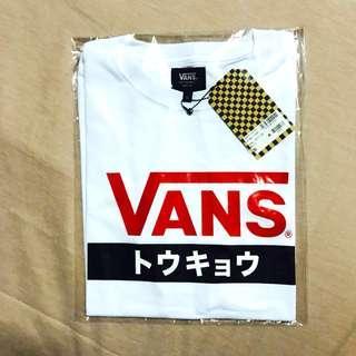 🚚 Vans Japan City Pack Tee Tokyo