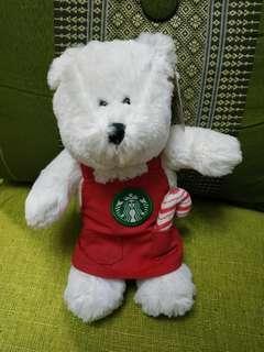 Starbucks 2011年xmas 熊