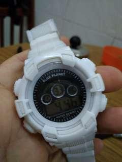 Original Japan blue planet watch