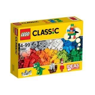 🆕️ LEGO Classic 10693. Creative box. 221 pieces