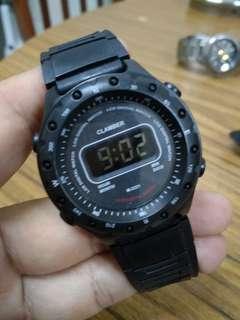 Original Chamber digital watch from Japan
