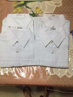 Long Sleeves Polo Barong