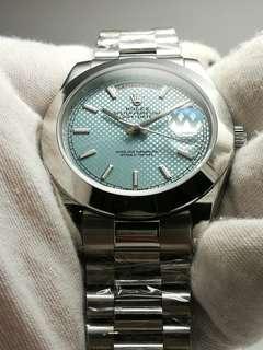 Rolex Day Date 40 Platinum