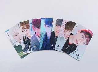 """[IC! INDIVIDUAL] VICTON """"Welcome to Victon Class"""" Photocard"""