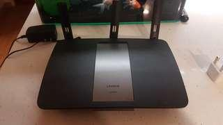 Linksys ea6900 router ac1900