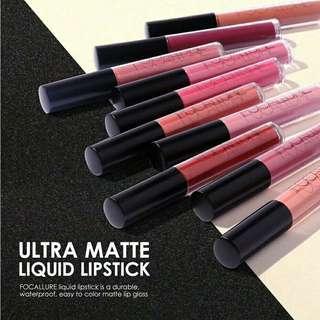 Focallure Lipcream Ultra Chic Lips Import