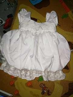 Preloved Christening Dress