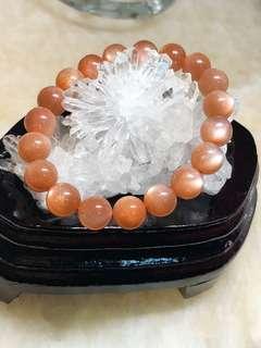 金太陽水晶手串(10.5mm)