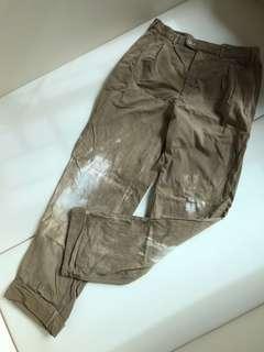 ALEXANDER McQUEEN trousers 31/32 Waist