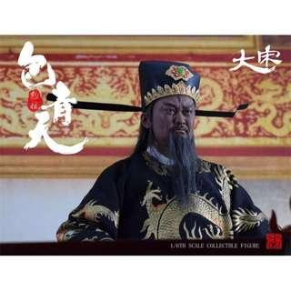 *MISB* ZOY Toys Song Dynasty Series Bao Zheng (Justice Bao) (Deluxe Edition)