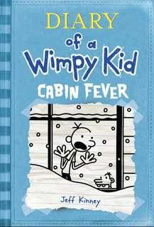 PL Diary of a Wimpy Kid - Cabin Fever