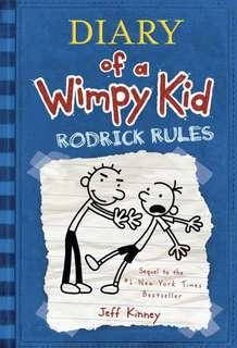 PL Diary of a Wimpy Kid - Rodrick Rules
