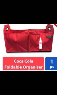 Brand new Coca Cola Coke Foldable Organizer
