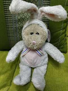Starbucks 2004 兔子熊