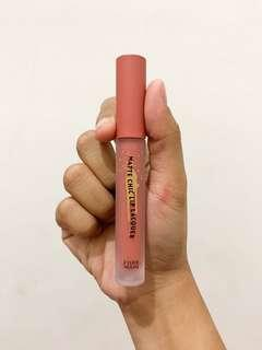 Etude House Chic Lip Lacquer (kode: BE101)