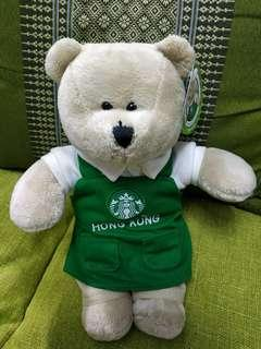 Starbucks 香港版熊仔