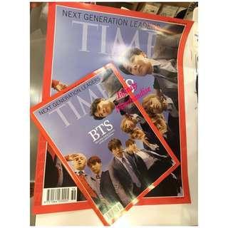 BTS Time Magazine
