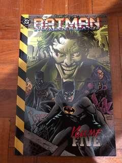 batman no man's land vol five 2001