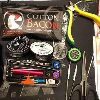 Vape tools all in one hanya rm55