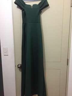karimadon green gown