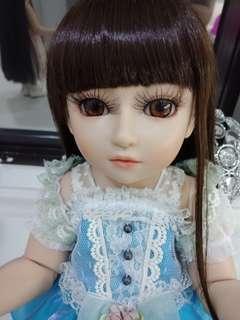 doll  barbie npk new 18ic rebon