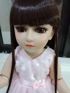 doll barbie npk doll rebon 18ic