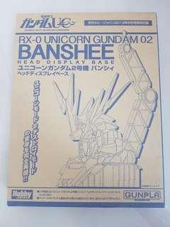 1/48 Banshee Head Display Base
