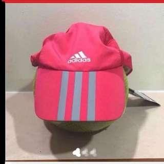 $79 Limited Edition Adidas Hot Pink ClimaCool Cap - Free Size (Brand New with Tag)