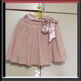 $79 Ballerina Pastel Pink Flare Skirt From Korea ( Brand New)