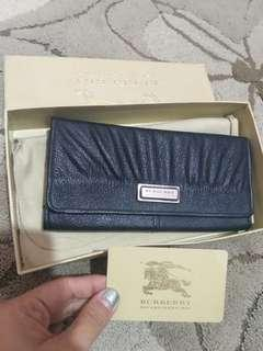BURBERRY wallet original