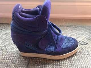 ASH Sneaker Wedges
