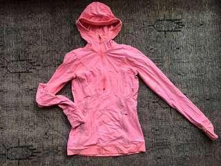 Lulu Lemon quarter-zip hoodie