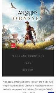 Assassis's Creed Odyssey Game