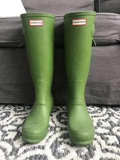 Brand new Hunter Boots
