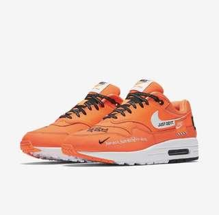 Nike Air Max 1 Jus do It