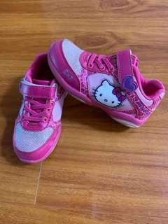 Hello kitty runners size 29
