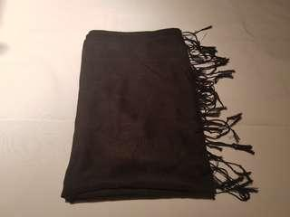 Valley Girl Black Scarf