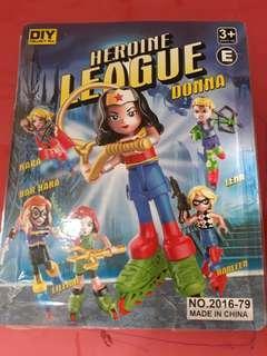 Heroine League Donna