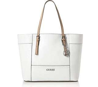 【BRAND NEW】GUESS Women's Delaney Medium Classic Tote Tote Bag