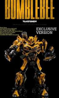 [STOCK] 3A Exclusive The Last Kmight Bumblebee
