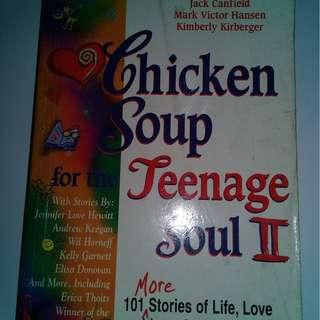 Chicken Soup for Teenage Soul II by Jack Carfield, Mark Vinctor Hansen , Kimberly Kimberger