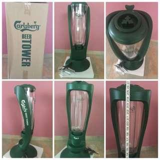 Carlsberg 3.9L Beer Tower (Brand New)