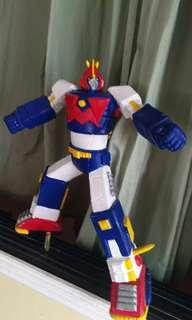 CUSTOM** VOLTES V 20INCHES MADE OF RUBBER MAT, CUSTOMIZED BY AN ARTIST