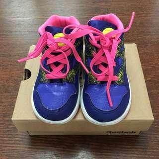 Reebok Bersa Pump baby shoes