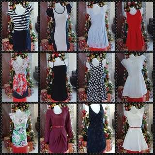 TAKE ALL 1500 19 pcs dress and tops
