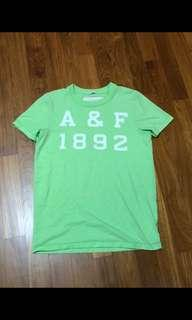 Abercrombie & fitch grahpic tee